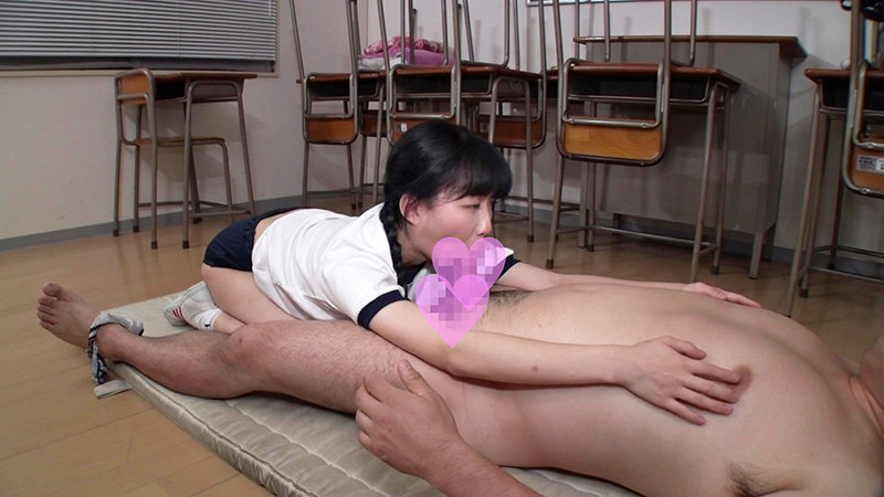 ブルマ美少女と性交動画